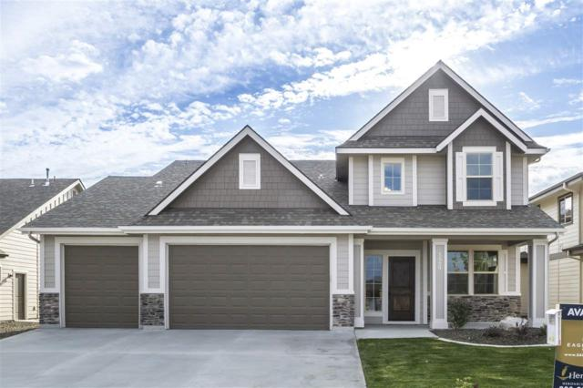 10461 Baker Lake, Nampa, ID 83687 (MLS #98673234) :: The Broker Ben Group at Realty Idaho