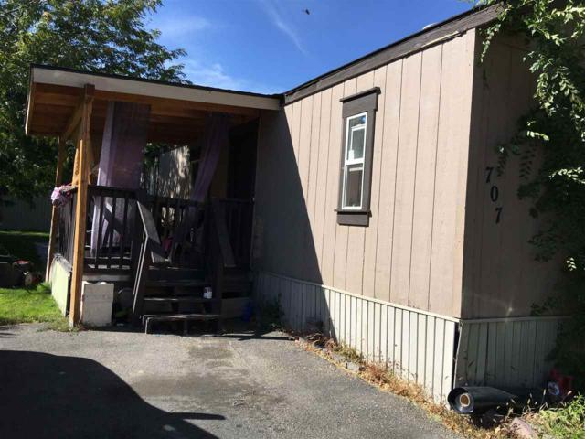 707 Round Valley St, Nampa, ID 83687 (MLS #98673260) :: Zuber Group