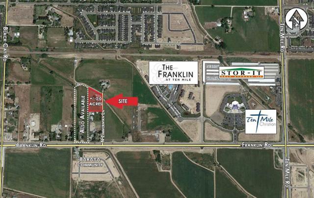 4260 & TBD W Franklin Rd, Meridian, ID 83642 (MLS #98673343) :: Jon Gosche Real Estate, LLC