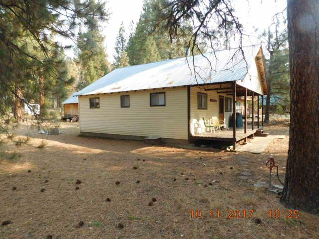 1596 E River Drive, Featherville, ID 83647 (MLS #98673413) :: Full Sail Real Estate