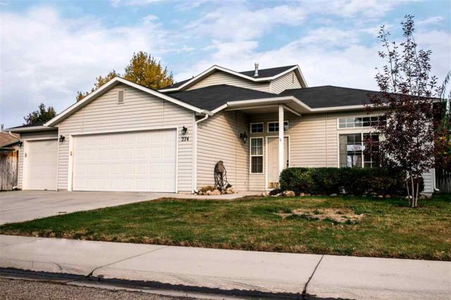 274 E Wood Owl Drive, Kuna, ID 83634 (MLS #98673479) :: The Broker Ben Group at Realty Idaho