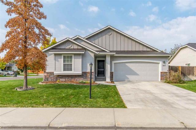 565 N Siltstone Ave, Kuna, ID 83634 (MLS #98673488) :: The Broker Ben Group at Realty Idaho