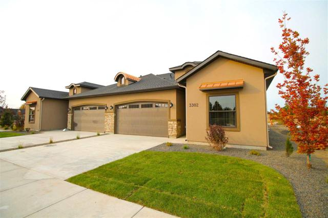 3318 W Crossley Lane, Eagle, ID 83616 (MLS #98673514) :: The Broker Ben Group at Realty Idaho