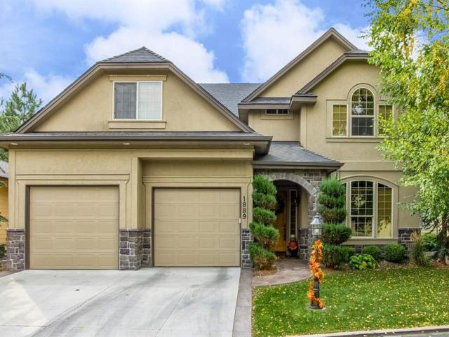 1889 S Stream Pointe Lane, Eagle, ID 83616 (MLS #98673633) :: The Broker Ben Group at Realty Idaho