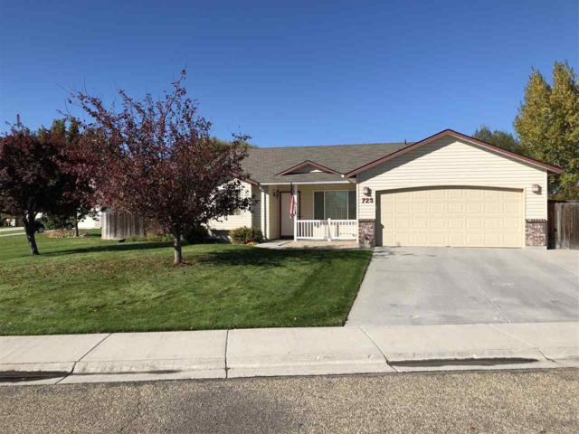 723 Harpy Ave, Middleton, ID 83644 (MLS #98673659) :: Jon Gosche Real Estate, LLC