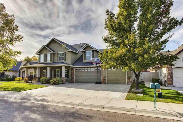 2863 S Teddy Ave., Meridian, ID 83642 (MLS #98673671) :: The Broker Ben Group at Realty Idaho