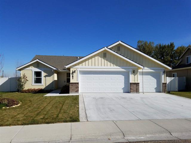 19082 Kenney Way, Caldwell, ID 83605 (MLS #98673674) :: The Broker Ben Group at Realty Idaho
