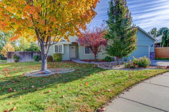 1222 N Rutledge Pl, Meridian, ID 83642 (MLS #98673689) :: The Broker Ben Group at Realty Idaho