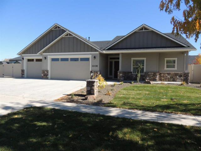 1008 S Spring Valley Drive, Nampa, ID 83686 (MLS #98673693) :: The Broker Ben Group at Realty Idaho