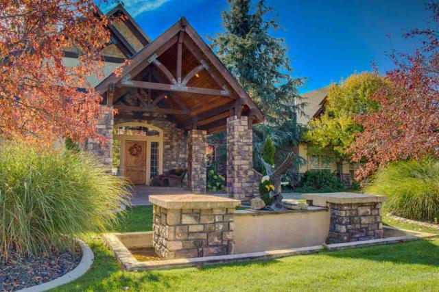 1843 W Sugar Crest St, Eagle, ID 83616 (MLS #98673744) :: The Broker Ben Group at Realty Idaho