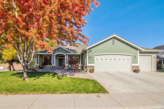 398 W.  Davenport Street, Meridian, ID 83642 (MLS #98673790) :: The Broker Ben Group at Realty Idaho