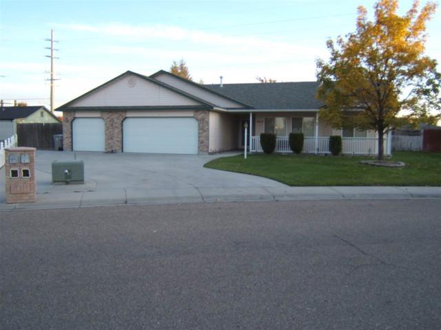1017 W Peregrine, Nampa, ID 83651 (MLS #98673802) :: The Broker Ben Group at Realty Idaho