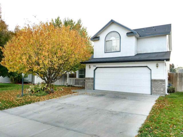 704 Alturas St., Nampa, ID 83686 (MLS #98673813) :: The Broker Ben Group at Realty Idaho