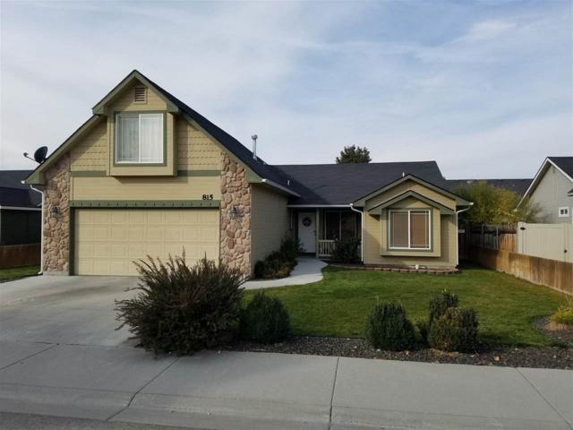 815 Sioux, Emmett, ID 83617 (MLS #98673818) :: Boise River Realty