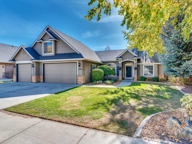 1041 W Yosemite Drive, Meridian, ID 83646 (MLS #98673828) :: Jon Gosche Real Estate, LLC