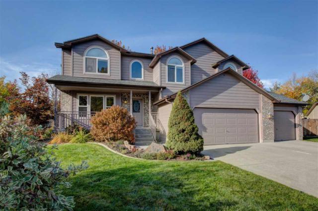 6181 N Pintail Way, Garden City, ID 83714 (MLS #98673933) :: Front Porch Properties