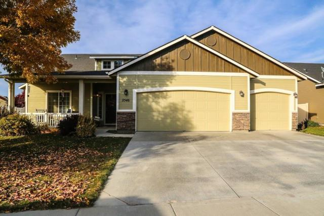 2546 W Cerulean Drive, Kuna, ID 83634 (MLS #98673966) :: Juniper Realty Group