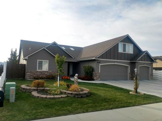 1105 Feltham Peak Way, Emmett, ID 83617 (MLS #98673990) :: Boise River Realty