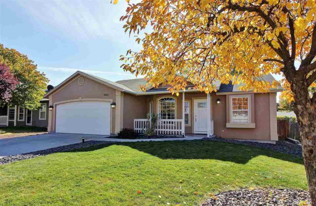 3887 E Wormwood Ct., Boise, ID 83716 (MLS #98674111) :: We Love Boise Real Estate