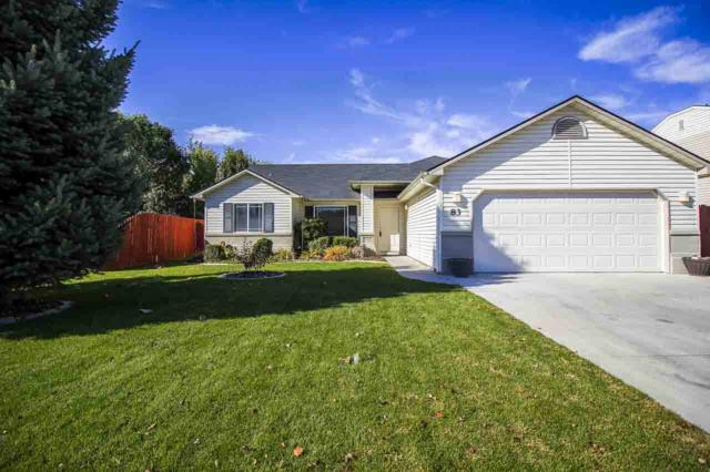 83 S Babbling Brook Way, Nampa, ID 83651 (MLS #98674175) :: Front Porch Properties