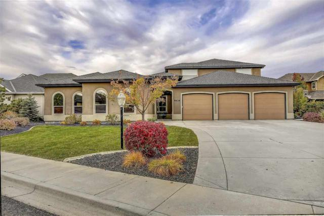 5434 N Quail Summit Way, Boise, ID 83703 (MLS #98674239) :: Jon Gosche Real Estate, LLC