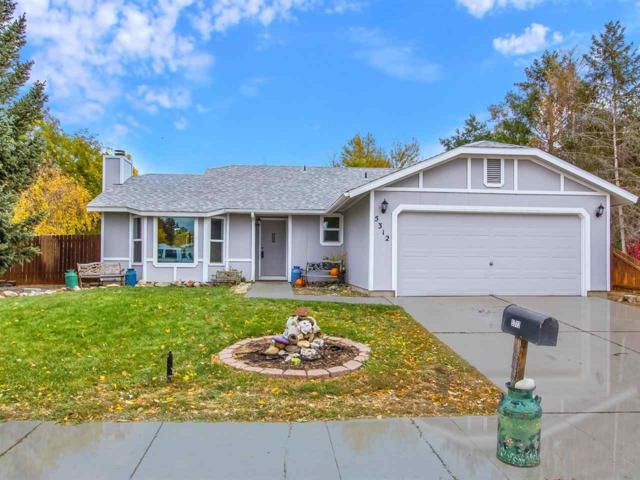 5312 S Cole Rd, Boise, ID 83709 (MLS #98674257) :: Michael Ryan Real Estate