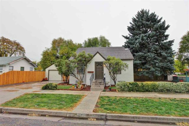 403 E Lincoln, Nampa, ID 83686 (MLS #98674293) :: Boise River Realty