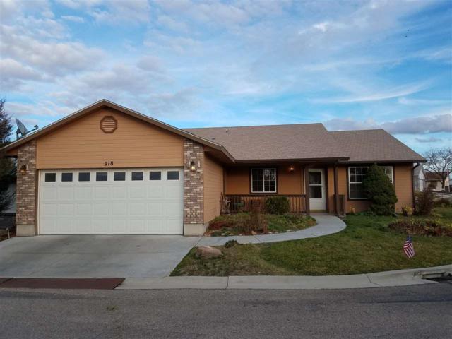 918 N Wakefield St, Nampa, ID 83651 (MLS #98675971) :: Jon Gosche Real Estate, LLC