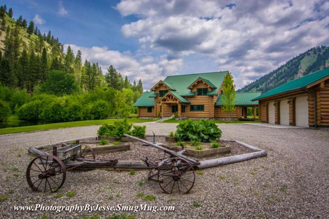 2660 N Hwy 93, North Fork, ID 83466 (MLS #98676025) :: Boise River Realty