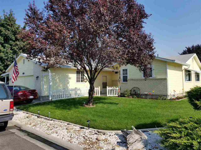 1100 Burnett Dr #603, Nampa, ID 83651 (MLS #98676062) :: Jon Gosche Real Estate, LLC