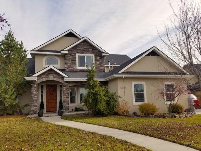 4954 S Silvermaple Ave., Boise, ID 83709 (MLS #98676126) :: Jon Gosche Real Estate, LLC