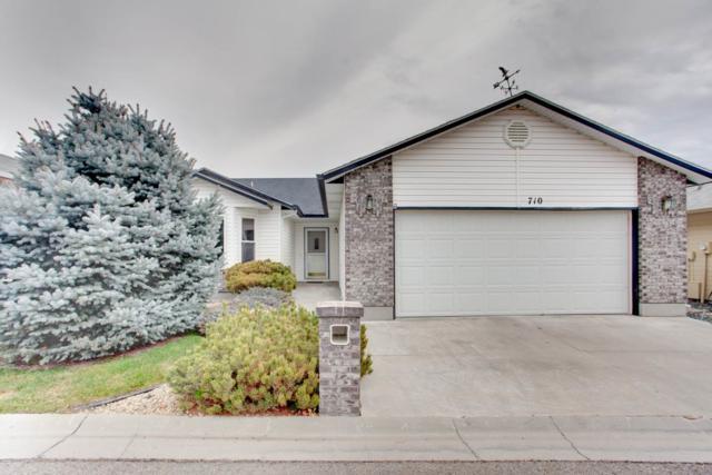 710 N Dover, Nampa, ID 83651 (MLS #98676229) :: Jon Gosche Real Estate, LLC