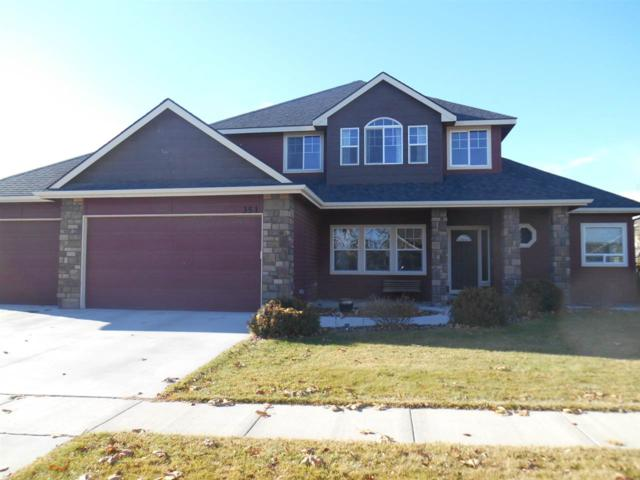 351 E Sunrise Rim Rd, Nampa, ID 83686 (MLS #98676343) :: Synergy Real Estate Services at Idaho Real Estate Associates