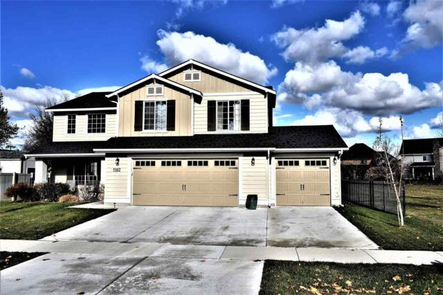 1182 W Woodbury, Meridian, ID 83646 (MLS #98676347) :: Synergy Real Estate Services at Idaho Real Estate Associates