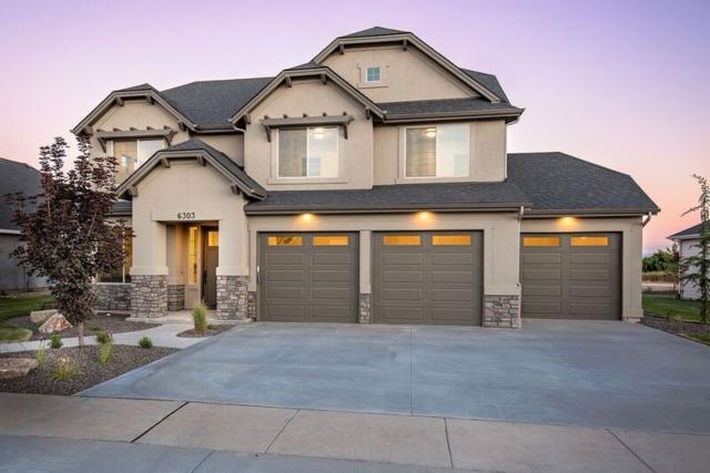 3825 W Vanderbilt Dr, Meridian, ID 83646 (MLS #98676365) :: Synergy Real Estate Services at Idaho Real Estate Associates