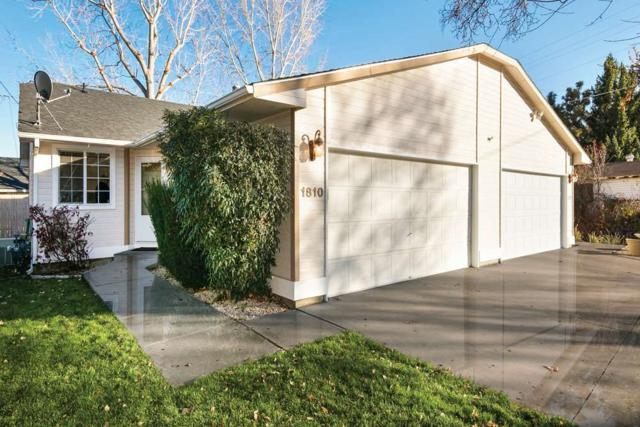 1810 S Barlow Ln, Boise, ID 83709 (MLS #98676384) :: Synergy Real Estate Services at Idaho Real Estate Associates