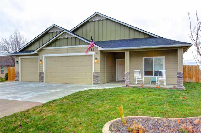 7682 Birch Ln, Nampa, ID 83687 (MLS #98676397) :: Synergy Real Estate Services at Idaho Real Estate Associates