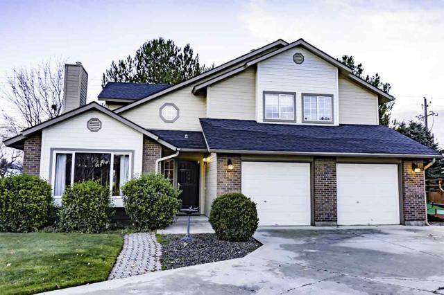 2100 Amethyst, Meridian, ID 83646 (MLS #98676423) :: Jon Gosche Real Estate, LLC