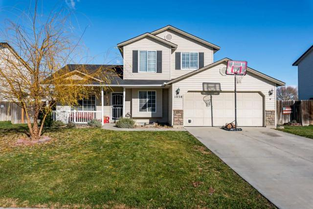 1038 Peregrine Drive, Middleton, ID 83644 (MLS #98676464) :: Michael Ryan Real Estate