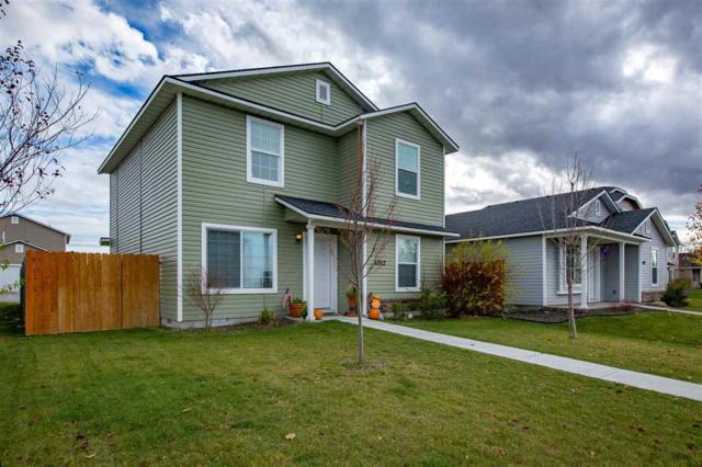 4862 S Chex Way, Boise, ID 83709 (MLS #98676465) :: Jon Gosche Real Estate, LLC