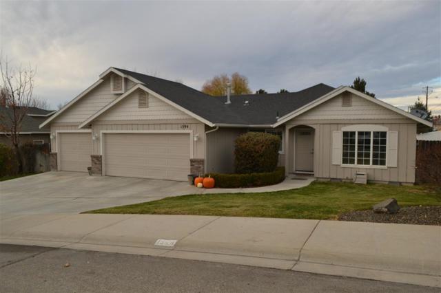 1594 E Peacock St, Meridian, ID 83642 (MLS #98676637) :: Boise River Realty