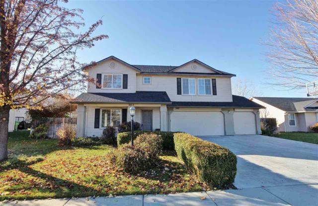 5081 W Talamore Dr, Meridian, ID 83646 (MLS #98676705) :: Michael Ryan Real Estate