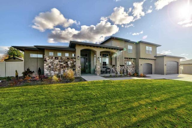 2814 N Hearthglow Ave, Eagle, ID 83616 (MLS #98676715) :: Build Idaho
