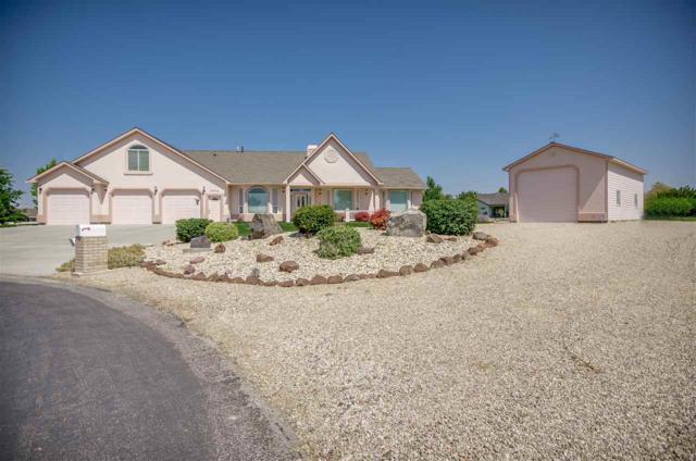 6684 S Gooseberry, Boise, ID 83709 (MLS #98676767) :: Build Idaho