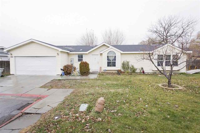 1418 River Run Lane, Caldwell, ID 83605 (MLS #98676782) :: Jon Gosche Real Estate, LLC