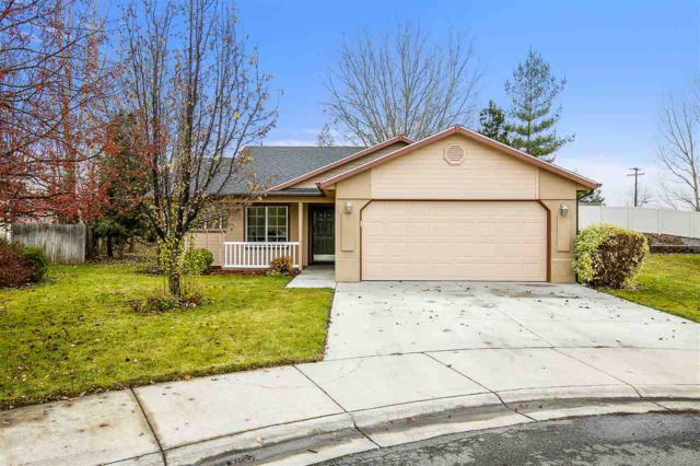1589 W Silver Salmon, Meridian, ID 83642 (MLS #98676787) :: Michael Ryan Real Estate