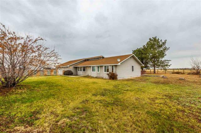 9090 Cherry Lane, Nampa, ID 83687 (MLS #98676800) :: Front Porch Properties