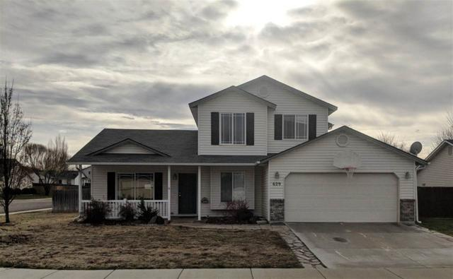 629 E Rosemary Drive, Kuna, ID 83634 (MLS #98676979) :: Jon Gosche Real Estate, LLC