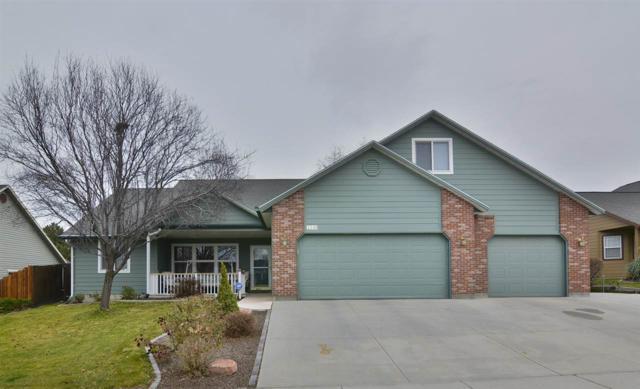 2588 N Springtime Ave, Meridian, ID 83646 (MLS #98677165) :: Jon Gosche Real Estate, LLC