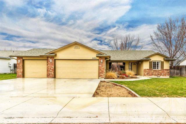 2484 W Carlton St, Meridian, ID 83642 (MLS #98677184) :: Jon Gosche Real Estate, LLC